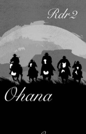 Ohana // Red Dead Redemption 2  by lindsayyyycurtis