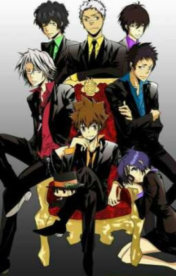 In The World Of Katekyo Hitman Reborn With A Cheat Flame (KHRxOC)