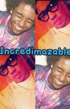 Incredimazable (Royce) by peanutbutterjailee