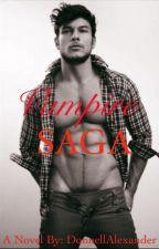 Vampire Saga (Boyxboy) by DonnellAlexander