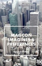 Magcon Imagines & Preferences by mesmerizeddd