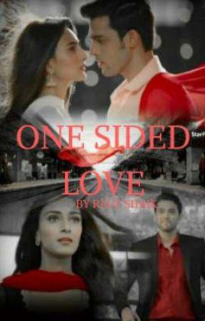 One sided Love FF Anupre by DarkshadowRJ