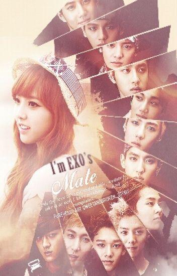 I'm EXO's Mate. (Vampire story)