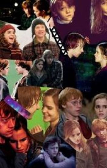 Because I love you: a Ron and Hermione fanfiction