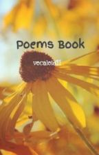Poems Book by vocaloid11