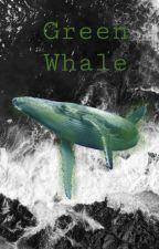 Green Whale by InTheRanyAntunm
