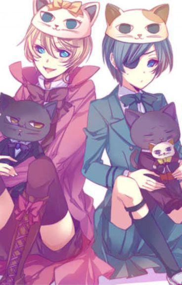 KITTY LOVE Kuroshitsuji x reader (lectora)