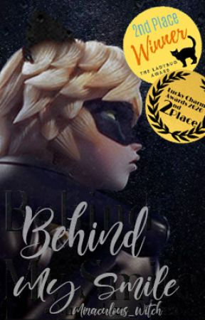 Behind My Smile | Miraculous Fanfic by Miraculous_Witch
