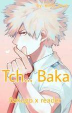 Tch... Baka [Bakugo x Reader] by kelly_blye