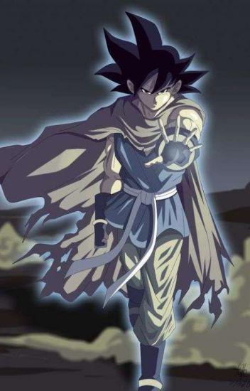 Strength Above Herrschers (Honkai impact 3rd x Dbz Goku Oc