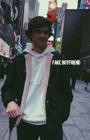 fake boyfriend ↠ sam hurley by voidgilbert
