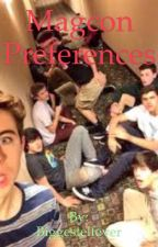 Magcon Preferences by Biggestelfever