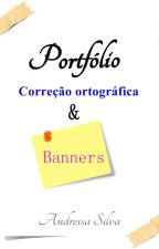 Portfólio - Banners e correção ortográfica by Andressa17