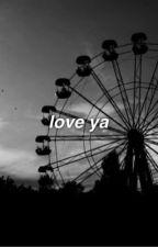 love ya ↳ phan by korokleaf