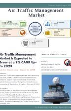 Air Traffic Management Market Research Report by surajjd1450