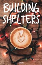 Building Shelters by Azaleas