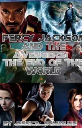 Percy Jackson and the Avengers: The End of the World by B-K-201