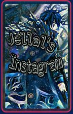 Jellal's Instagram by armored-goddess