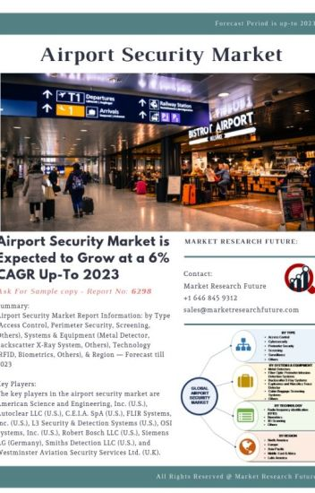 Airport Security Market Research Report - Forecast to 2023