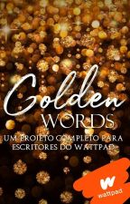 Concurso Golden Words | FECHADO by lipstulips