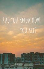 Como me siento? by agus_rosh