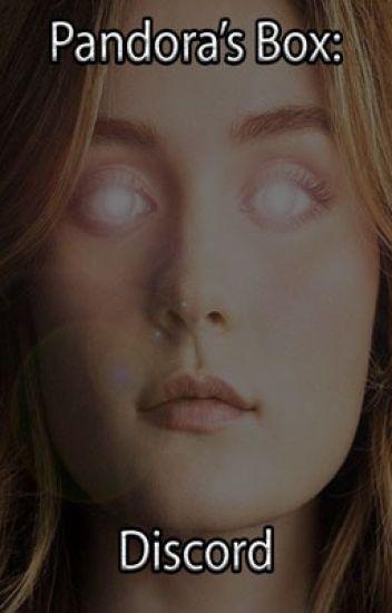 Pandora's Box: Discord (girlxgirl) (Book 3)