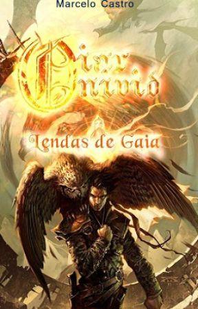 Lendas de Gaia: Oiar Onivid [AMOSTRA] by Marcellocas