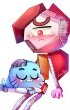 Enemy's (Gumball x Rob) by _Bluebell_HD