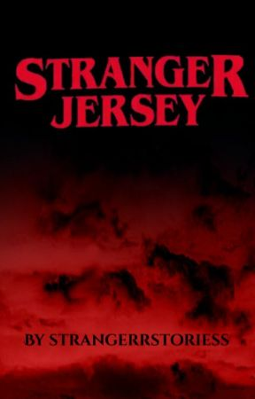 Stranger Jersey by strangerrstoriess
