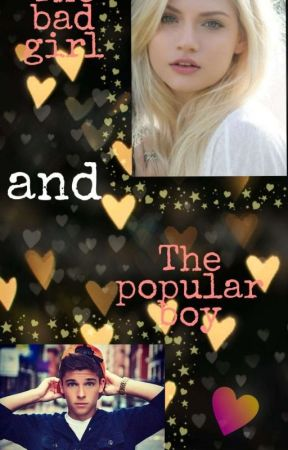 Bad Girl And The Popular Boy by MlleYuki_