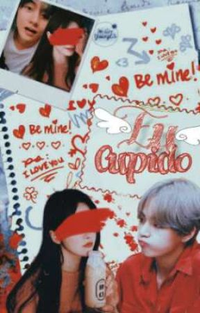 Eu, Cupido. • Kim Taehyung {BTS} (ADAPTAÇÃO) by XxGabyyxX