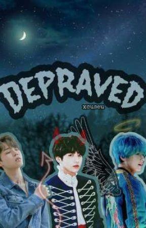 Depraved || bts ff •AU• by xcuseu