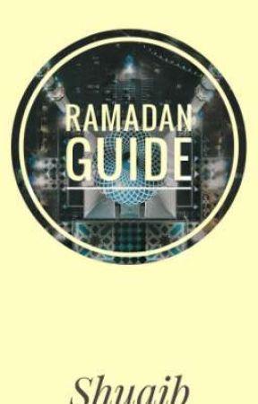 Ramadan Guide by Brezy10