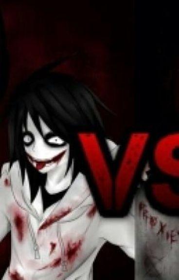eyeless jack & jeff the killer vs hoody & masky - Jordon ...