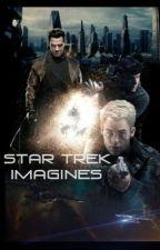 Star Trek Imagines by TMNT221BHobbit
