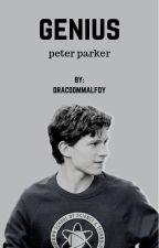 GENIUS | peter parker [1] by dracoommalfoy_