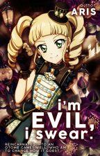 I'm evil, I swear. by -idxris