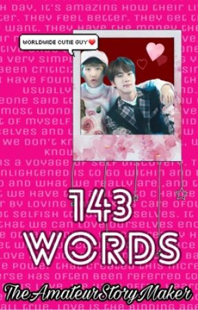 143 words    NamJin✔ by TheAmateurStoryMaker