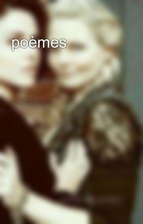poèmes by latueusedelivres