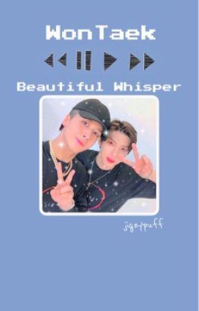   wontaek ;; beautiful whisper。 by LGBTKEY
