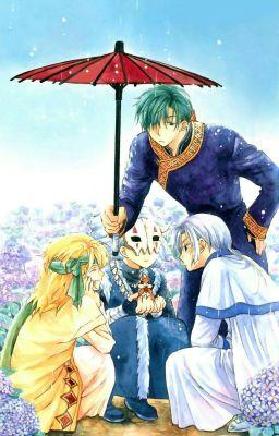 Đọc truyện (Akatsuki no yona) Em Khiến Chúng Tôi Yêu Em Rồi, Kina