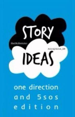 Story Ideas by HalfAHemmo