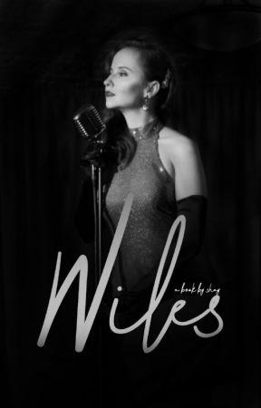 Wiles ▶ MEET MY OCS by shadymcgrath