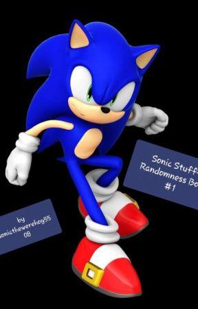 Funny Werehog/Sonamy Pics by sonicthewerehog5508