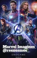 Marvel Imagines by reenesmee_