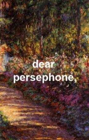 dear persephone, by hyunggbae