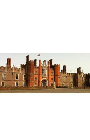 Ritin Parbat Diary - Hampton Court Palace by ritinparbat