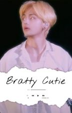 Bratty Cutie - KOOKV FF by flirtaejeon
