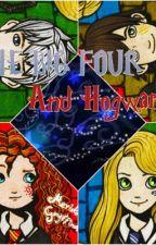 The Big Four and Hogwarts by DragonWarrior214