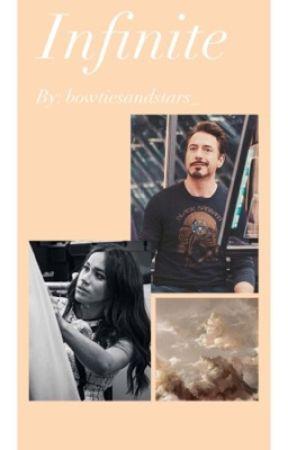 :. Infinite .: Iron Man :. BOOK TWO .: AVENGERS TRILOGY by bowtiesandstars_